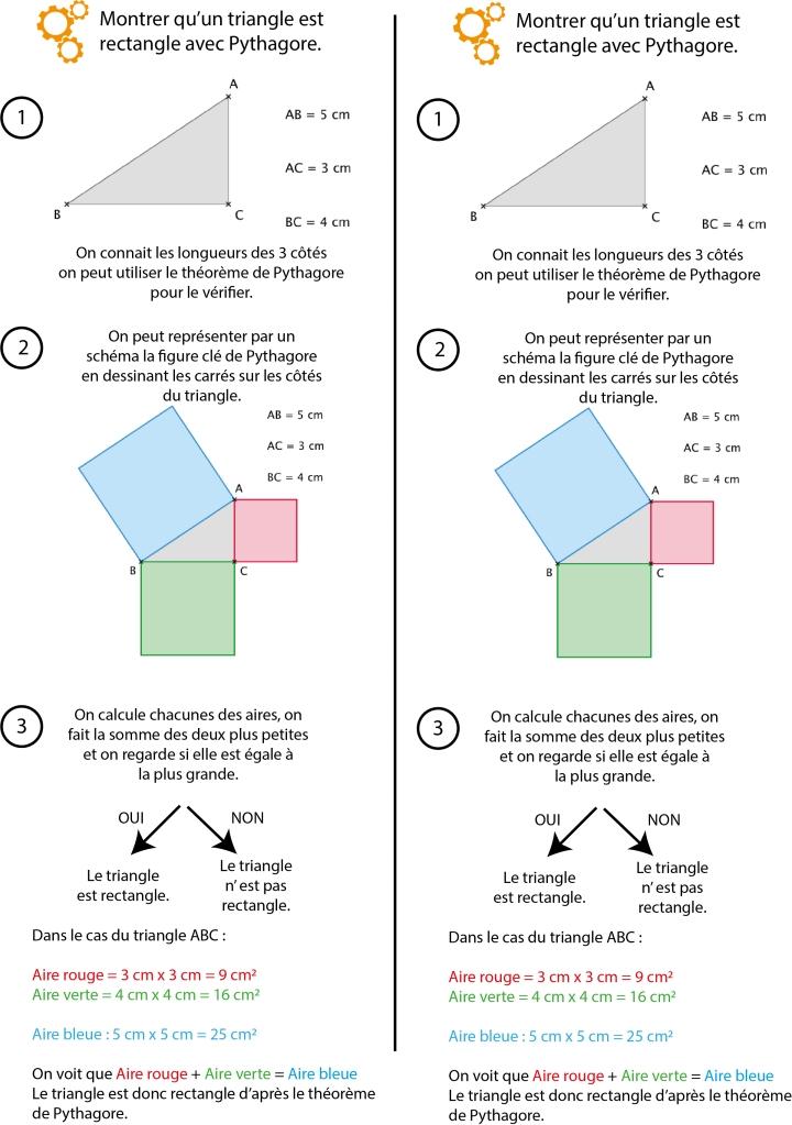 CH2 - Théorème de Pythagore - MathLaboudigue
